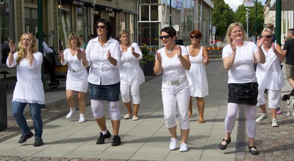 Kickingbulls Linedance Drejarschottis 2012